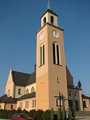 Parafia Rzymskokatolicka Matki Boskiej Wszechpośredniczki Łaski i św. Antoniego z Padwy