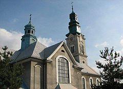 Parafia Rzymskokatolicka św. Marii Magdaleny