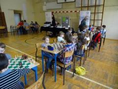Chętnych do gry w szachy nie brakuje