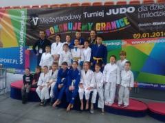 Wodzisławscy judocy z medalami