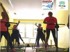 Poskacz na Mancie