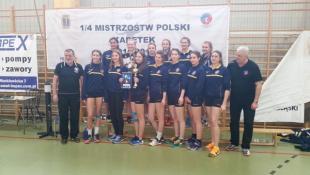 Zorza w półfinałach Pucharu Polski