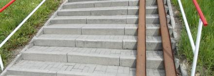 Wkrótce remonty schodów i przejść w różnych częściach miasta