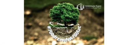 Miasto i mieszkańcy posadzą 760 jubileuszowych drzew