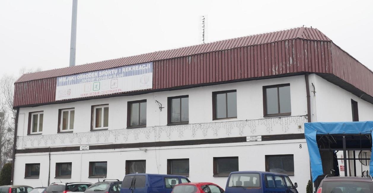 "Wkrótce start termomodernizacji budynku MOSiR ""CENTRUM"""