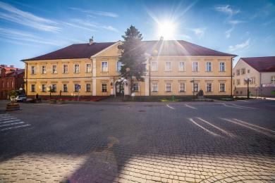 Coraz bliżej remontu Pałacu Dietrichsteinów