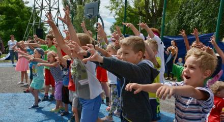 Akcja Lato w Wodzisławiu Śląskim
