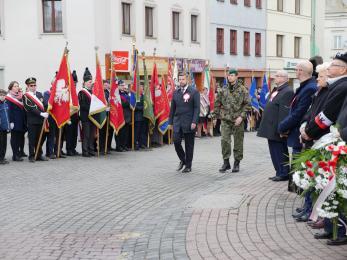 Obchody Święta Niepodległości w Wodzisławiu Śląskim