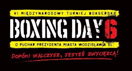 """""""Dopóki walczysz jesteś zwycięzcą"""" czyli Boxing Day w Wodzisławiu"""
