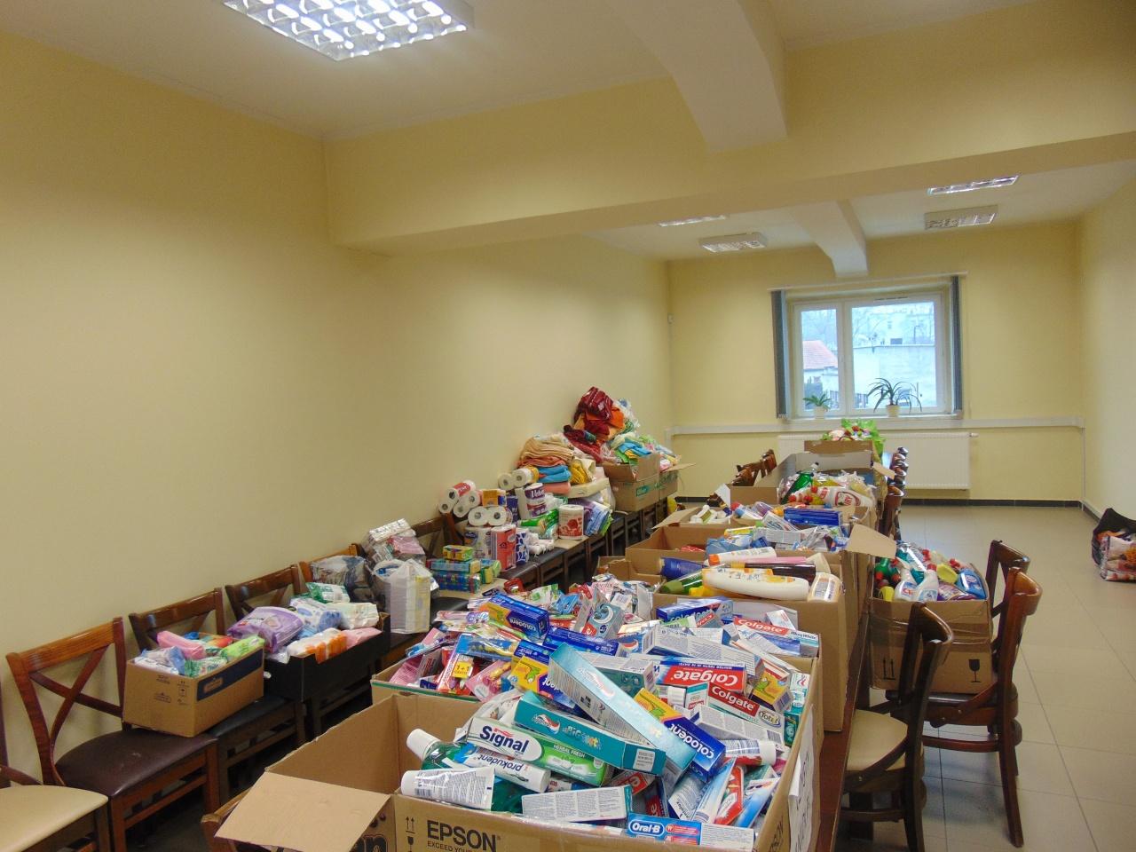 Pomoc ponownie trafiła do najuboższych rodzin