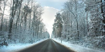 Zimowe utrzymanie dróg - do kogo dzwonić?