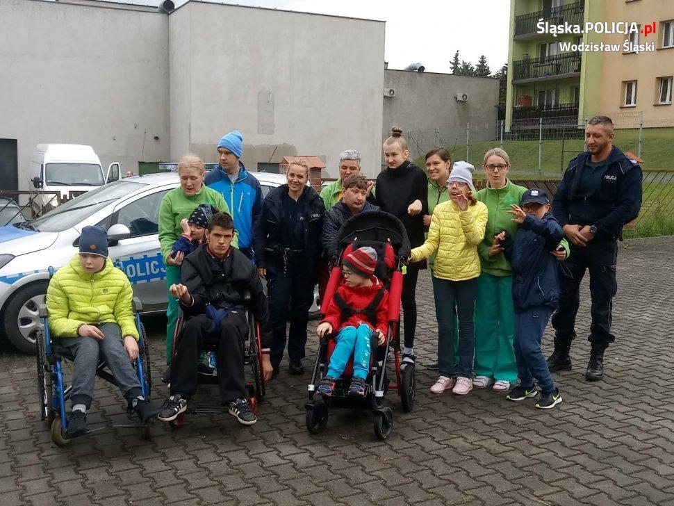 Dzielnicowi bliżej osób niepełnosprawnych