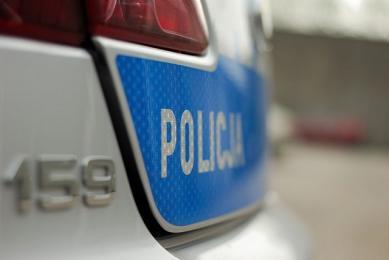 Pijany kierowca uciekał przed policjantami