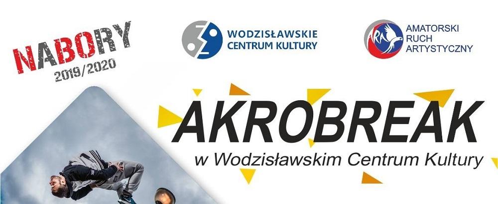 Nowe zajęcia akrobatyczne w WCK