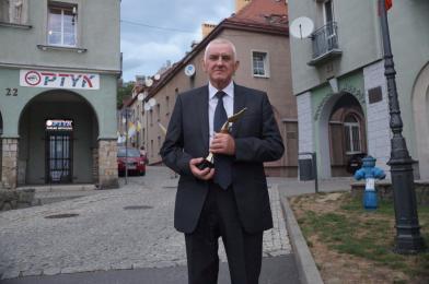 Tegoroczny Złoty Wawrzyn dla Kazimierza Cichego