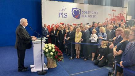 Są nieoficjalne wyniki wyborów! PiS zwycięża, wszystkie ogólnopolskie komitety w sejmie!