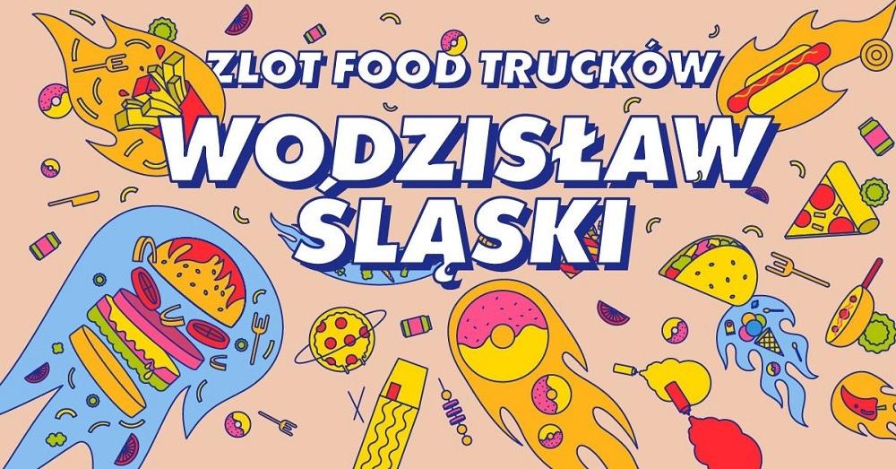 Wielki powrót food trucków do Wodzisławia!