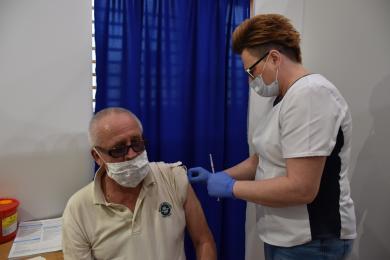 Wykonaliśmy ponad 2 tysiące szczepień
