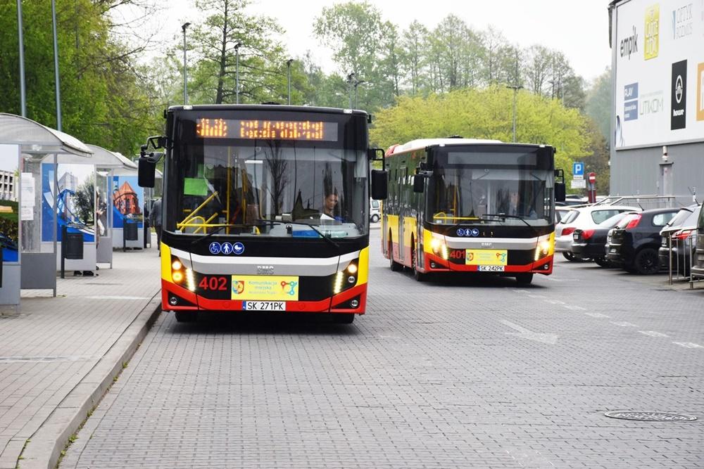 Jak autobusy miejskie pojadą w Boże Ciało?